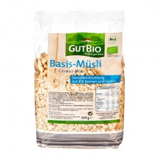 GUT BIO - Bio Basis-Müsli Cereal-Mix 500g