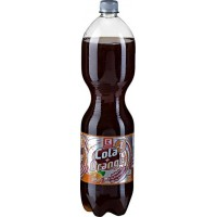 K-CLASSIC - Cola+Orange zuckerfrei 1,5l PET-Flasche